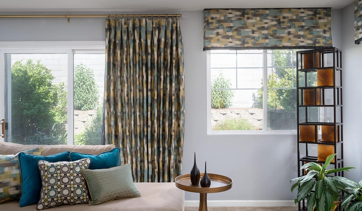 Custom Window Treatments Right At Home Interiors