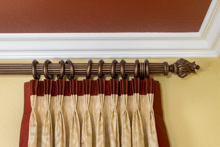 Window Treatment Hardware Finial Right at Home Interiors Placerville, CA