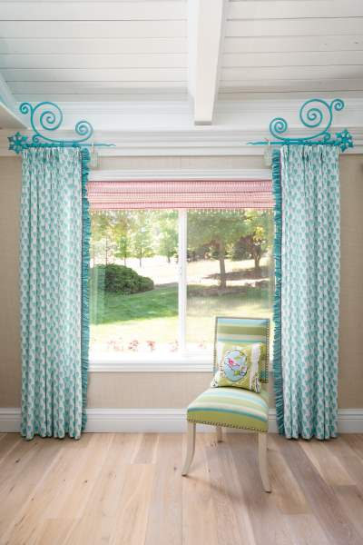 custom draperies placerville
