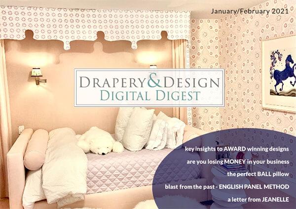 Drapery & Design Digital Digest